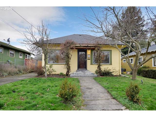 6849 N Michigan Ave, Portland, OR 97217 (MLS #20648420) :: Next Home Realty Connection