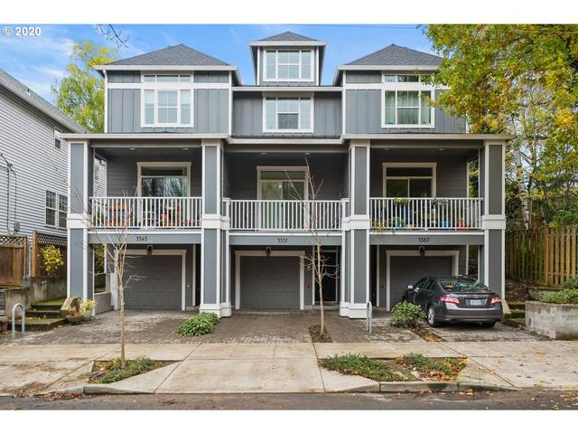 3351 SE Waverleigh Blvd, Portland, OR 97202 (MLS #20648725) :: Duncan Real Estate Group