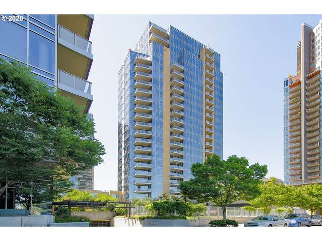 3570 SW River Pkwy #2101, Portland, OR 97239 (MLS #20649730) :: Holdhusen Real Estate Group