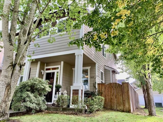1522 SE Blanchard St, Hillsboro, OR 97123 (MLS #20649868) :: Brantley Christianson Real Estate