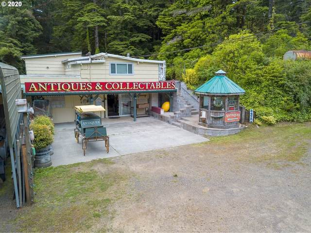 84755 Hwy 101, Florence, OR 97439 (MLS #20650384) :: Gustavo Group