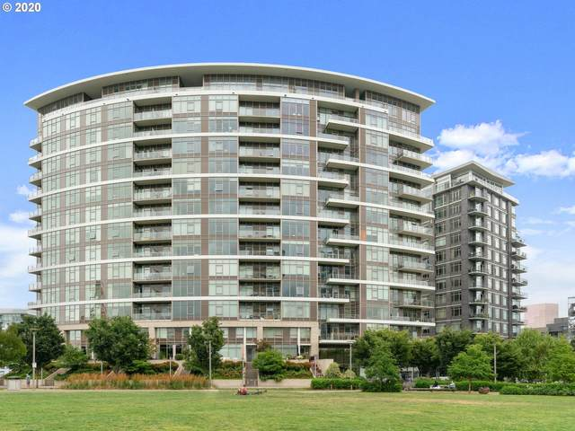 949 NW Overton St #309, Portland, OR 97209 (MLS #20650398) :: Song Real Estate