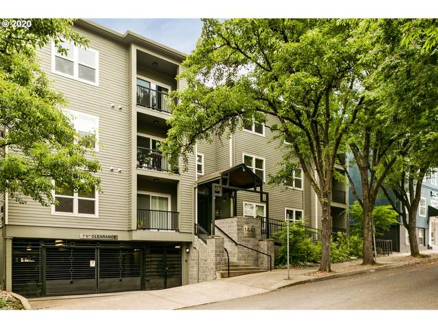 1441 SW Clay St #110, Portland, OR 97201 (MLS #20650684) :: Townsend Jarvis Group Real Estate