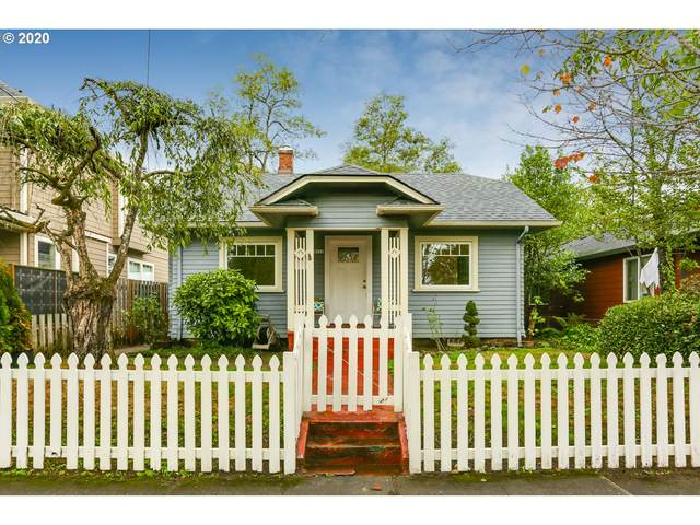 4915 SE 63RD Ave, Portland, OR 97206 (MLS #20651149) :: The Galand Haas Real Estate Team