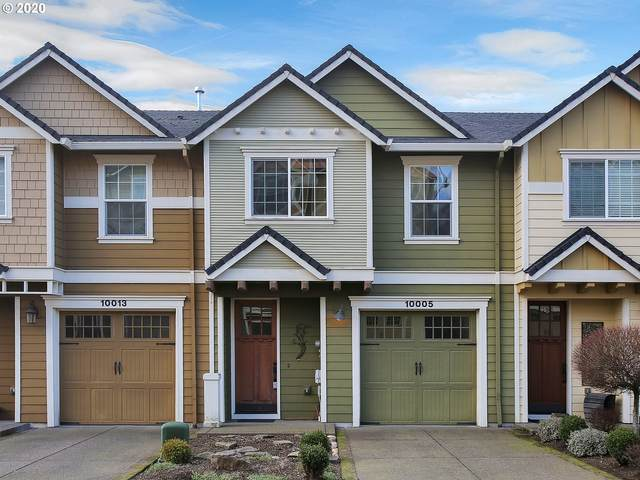 10005 SE Old Town Ct, Happy Valley, OR 97086 (MLS #20651290) :: Fox Real Estate Group