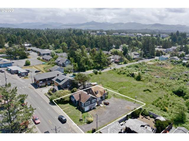 220 Laneda Ave, Manzanita, OR 97130 (MLS #20651365) :: Beach Loop Realty