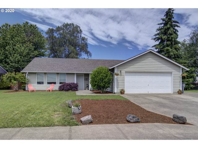 443 SW Cornwall St, Sheridan, OR 97378 (MLS #20651399) :: Cano Real Estate