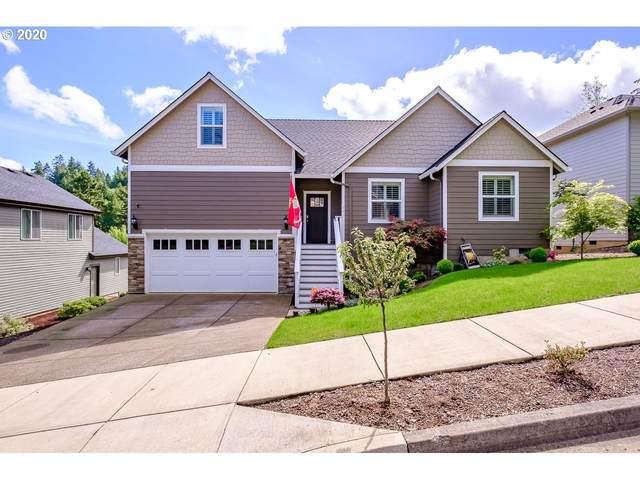 341 Boulder Ridge Dr, Sweet Home, OR 97386 (MLS #20651936) :: Fox Real Estate Group