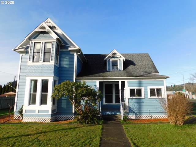 708 Railroad, Myrtle Point, OR 97458 (MLS #20652176) :: Change Realty