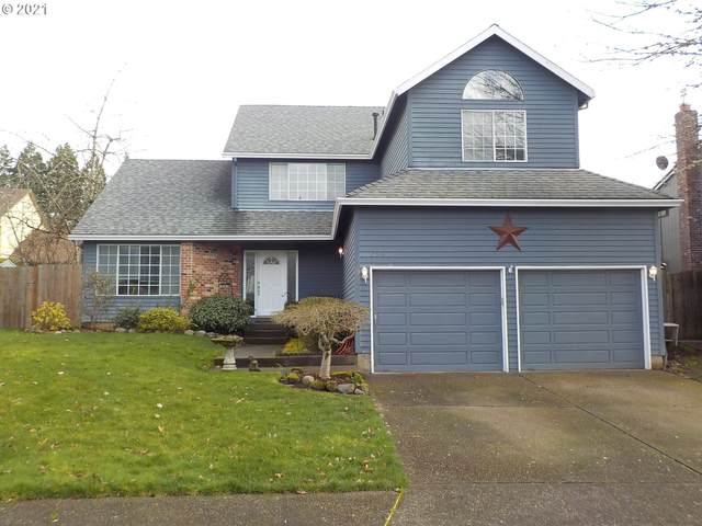 12982 SE 127TH Ave, Happy Valley, OR 97086 (MLS #20652324) :: Lux Properties