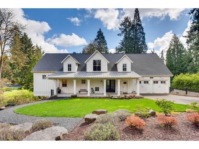 22040 SW Ribera Ln, West Linn, OR 97068 (MLS #20652647) :: Lucido Global Portland Vancouver