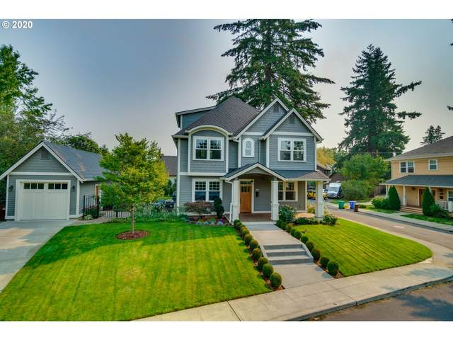4136 N Overlook Ter, Portland, OR 97217 (MLS #20652707) :: Song Real Estate