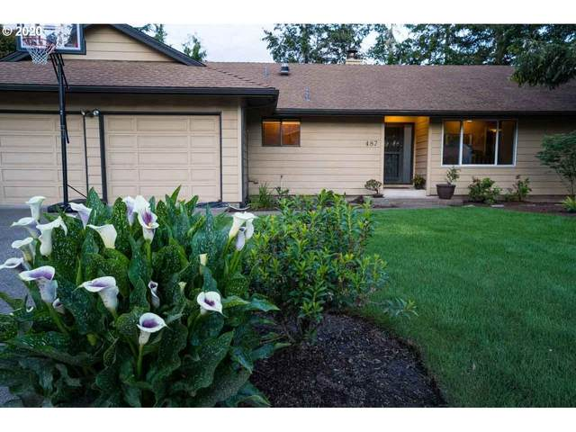 487 S Walnut Dr, Monmouth, OR 97361 (MLS #20653328) :: Fox Real Estate Group