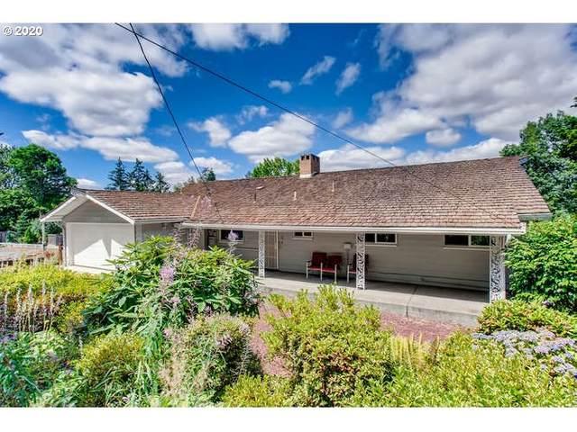 9436 SW 62nd Dr, Portland, OR 97219 (MLS #20653510) :: Beach Loop Realty