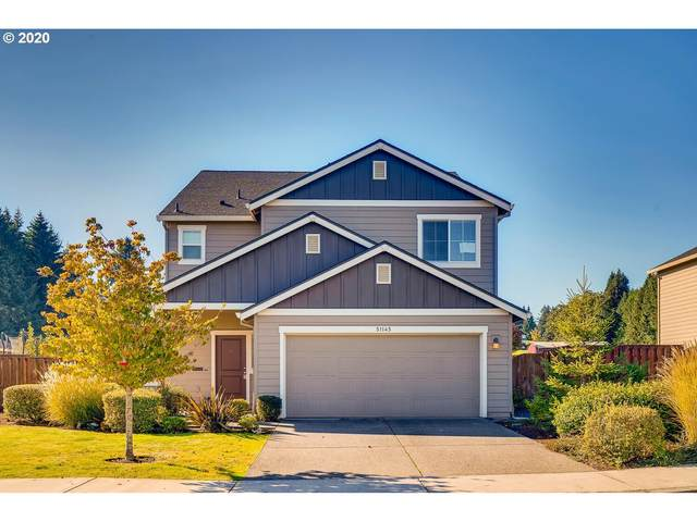 51145 SW Klompen St, Scappoose, OR 97056 (MLS #20653518) :: Premiere Property Group LLC