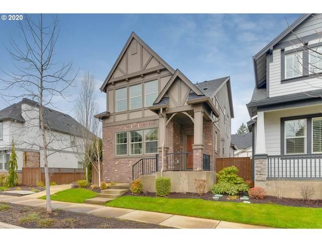 29058 SW Costa Cir W, Wilsonville, OR 97070 (MLS #20654128) :: McKillion Real Estate Group