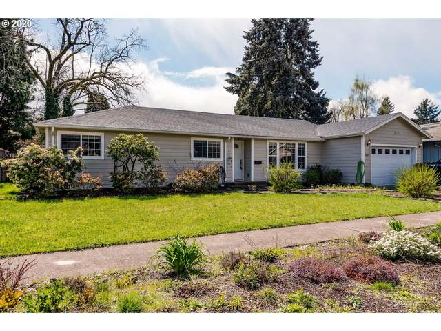 2668 Forrester Way, Eugene, OR 97401 (MLS #20654357) :: Change Realty