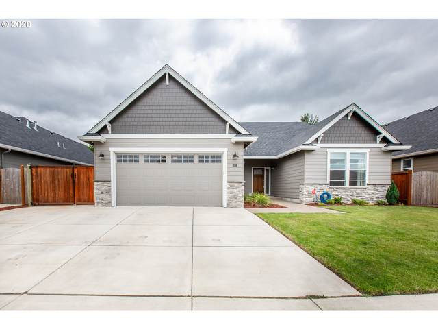 930 Tamarack St, Junction City, OR 97448 (MLS #20654391) :: Holdhusen Real Estate Group