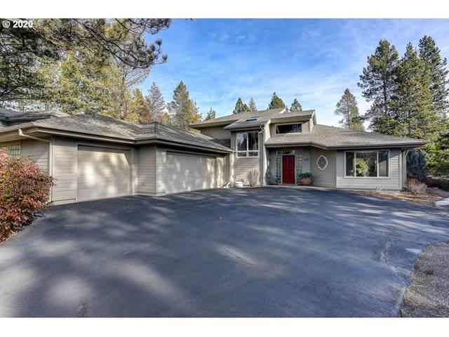 10 Dogleg Ln, Sunriver, OR 97707 (MLS #20654433) :: Fox Real Estate Group