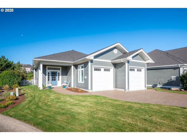 5920 SW Arbor Dr, South Beach, OR 97366 (MLS #20654451) :: McKillion Real Estate Group