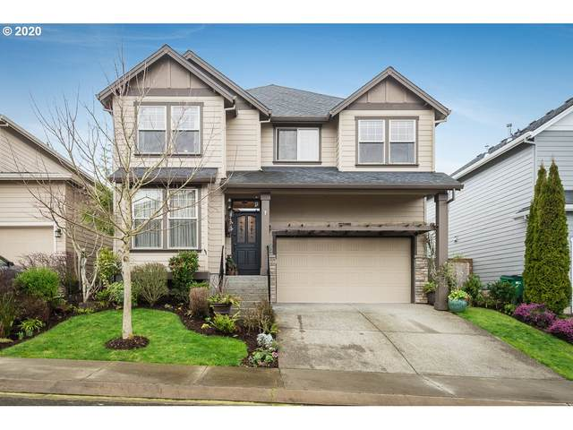 9975 SW Ledgestone Ct, Beaverton, OR 97007 (MLS #20654820) :: Lucido Global Portland Vancouver