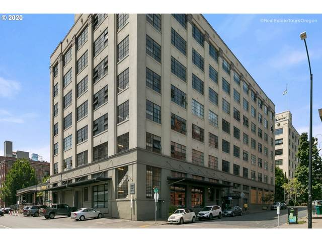 1314 NW Irving St #510, Portland, OR 97209 (MLS #20655455) :: Townsend Jarvis Group Real Estate