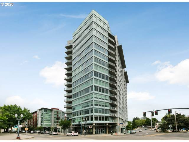 1926 W Burnside St #908, Portland, OR 97209 (MLS #20655910) :: Townsend Jarvis Group Real Estate