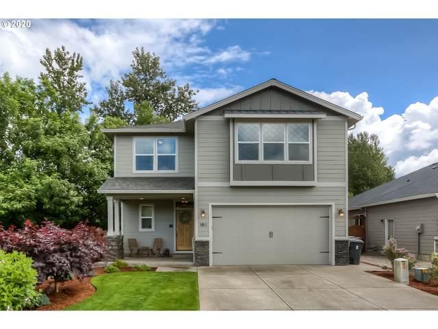 160 SW Wyatt St, Dallas, OR 97338 (MLS #20656380) :: Fox Real Estate Group