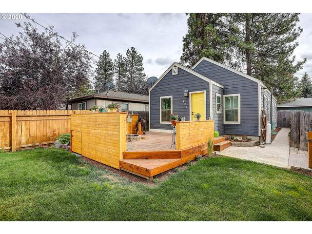 425 SE Roosevelt Ave, Bend, OR 97702 (MLS #20656534) :: The Galand Haas Real Estate Team