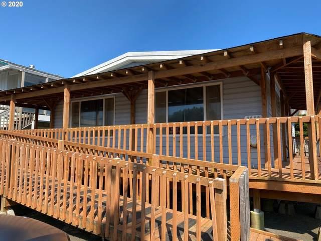 7040 Neptune Ave, Gleneden Beach, OR 97388 (MLS #20656605) :: Beach Loop Realty