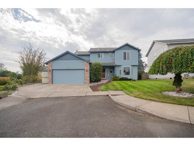 705 NW 112TH Cir, Vancouver, WA 98685 (MLS #20656698) :: Brantley Christianson Real Estate