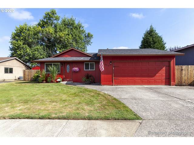 3615 SE 12TH St, Gresham, OR 97030 (MLS #20656708) :: Next Home Realty Connection