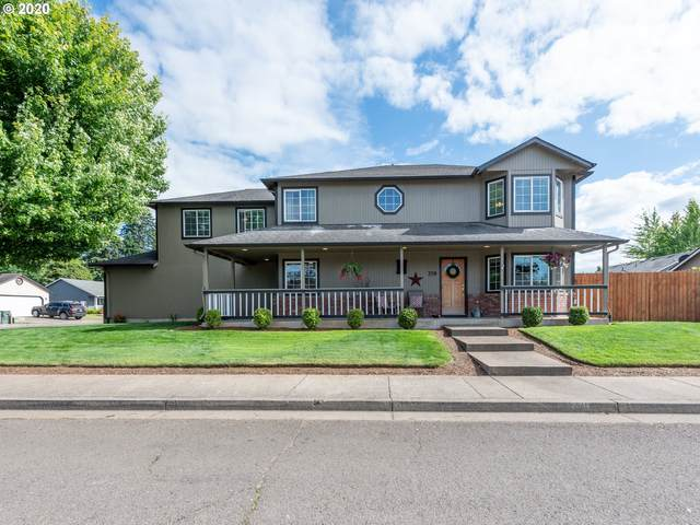 779 Blue Jay Loop, Creswell, OR 97426 (MLS #20656759) :: Song Real Estate