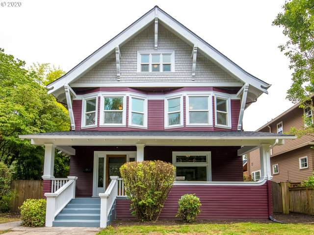 5236 NE Mallory Ave, Portland, OR 97211 (MLS #20656773) :: Fox Real Estate Group