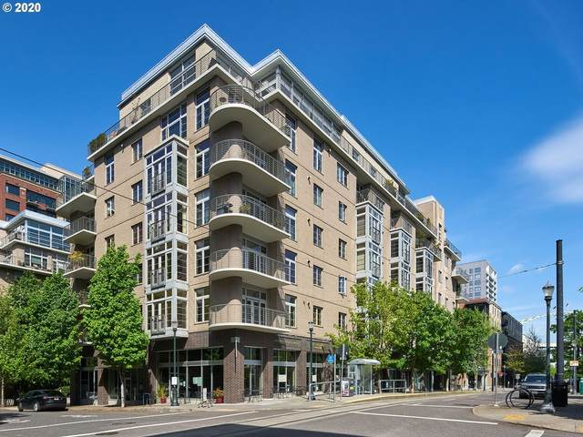 1130 NW 12TH Ave #210, Portland, OR 97209 (MLS #20656926) :: TK Real Estate Group