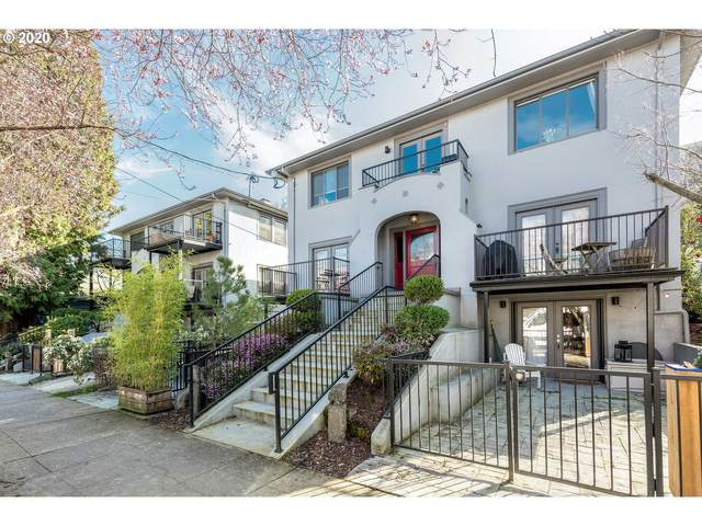 2034 NW Overton St D, Portland, OR 97209 (MLS #20656930) :: Next Home Realty Connection