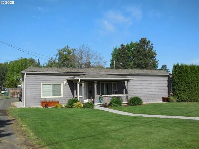 608 S Columbia St, Milton-Freewater, OR 97862 (MLS #20657244) :: Change Realty