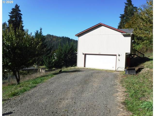 498 E B Ave, Drain, OR 97435 (MLS #20657357) :: Brantley Christianson Real Estate