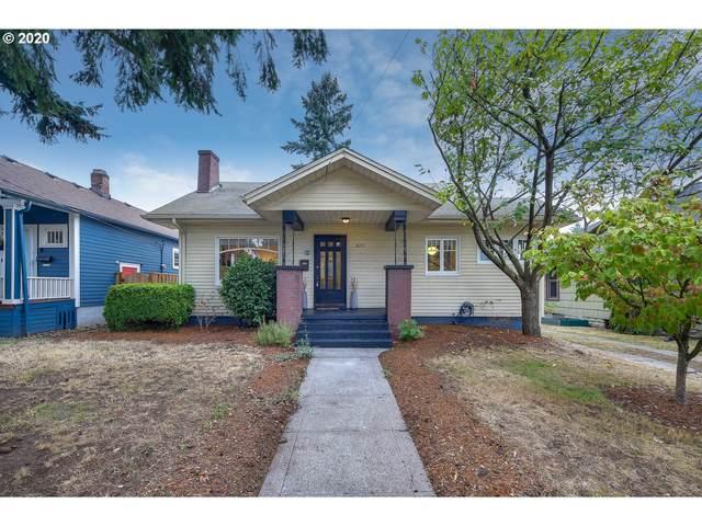 825 N Morgan St, Portland, OR 97217 (MLS #20657522) :: Stellar Realty Northwest