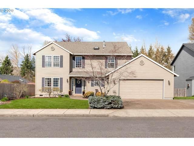 14999 SE Territory Dr, Clackamas, OR 97015 (MLS #20657784) :: Matin Real Estate Group
