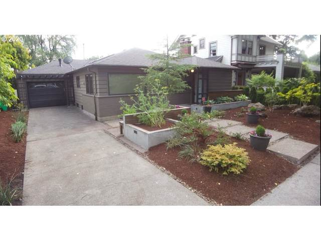 3936 NE Couch St, Portland, OR 97232 (MLS #20657880) :: Next Home Realty Connection