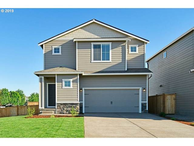 1989 NW Haun Dr, Mcminnville, OR 97128 (MLS #20658307) :: Song Real Estate