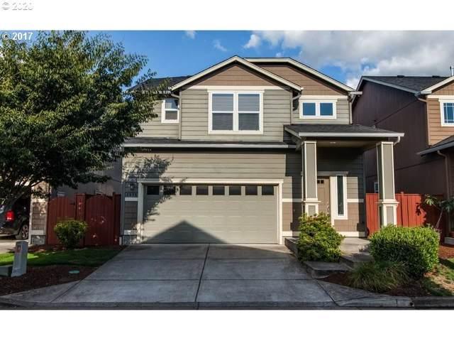 2575 Mountain Ter, Eugene, OR 97408 (MLS #20658309) :: Fox Real Estate Group