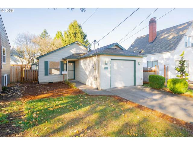 3613 NE 79TH Ave, Portland, OR 97213 (MLS #20658313) :: The Liu Group