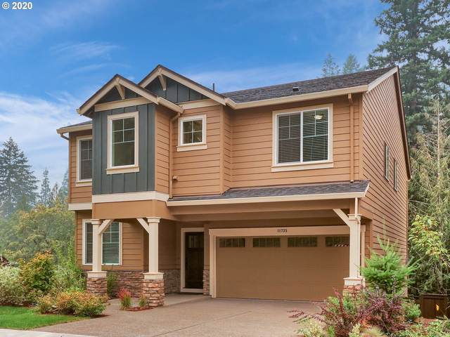 11735 NW Pinyon St, Portland, OR 97229 (MLS #20658614) :: The Galand Haas Real Estate Team