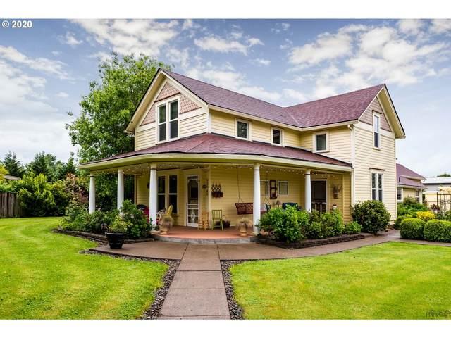 93746 Prairie Rd, Junction City, OR 97448 (MLS #20658756) :: Song Real Estate
