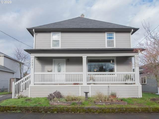 1521 NE Holman St, Portland, OR 97211 (MLS #20659378) :: Song Real Estate
