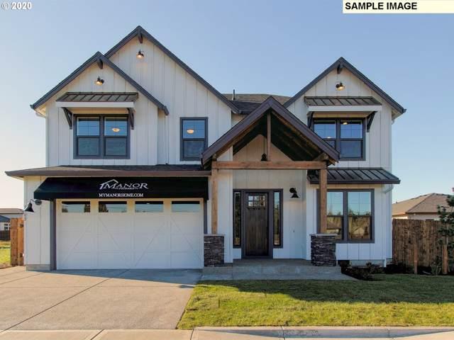 9950 NE 112th Cir, Vancouver, WA 98662 (MLS #20659445) :: Next Home Realty Connection