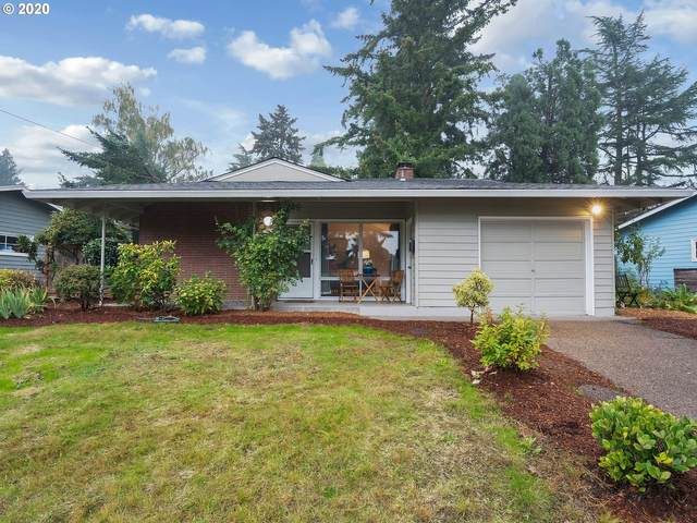 12615 SW Faircrest St, Portland, OR 97225 (MLS #20660040) :: The Liu Group