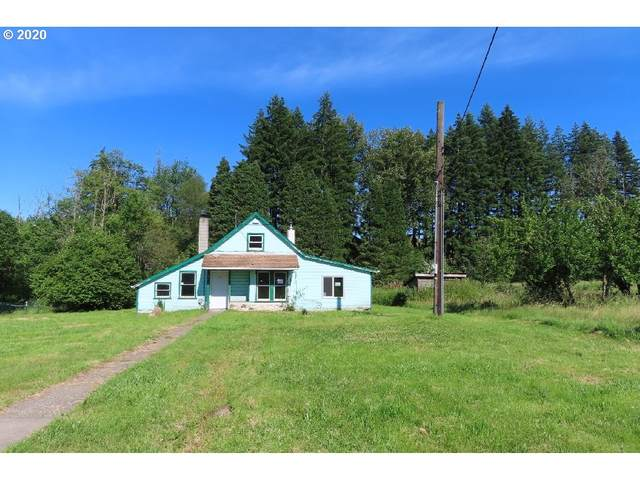 30758 Beaver Homes Rd, Rainier, OR 97048 (MLS #20660515) :: Premiere Property Group LLC